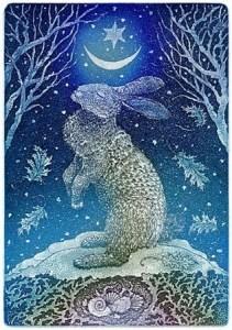 Doreen Foster - Solstice Hare