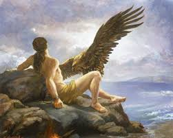 prometeus e a aguia