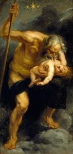saturno devorando seu filho 1