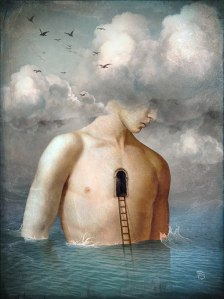 christian schloe the door to the clouds