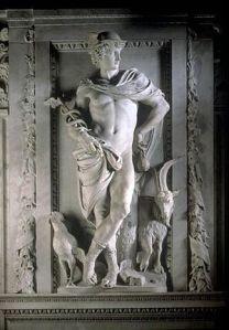 Mercurius - artus quellinus