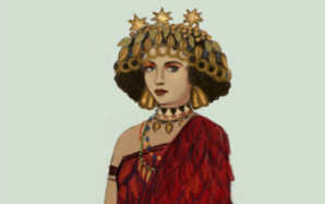 Shamhat, the first recorded Sacred Harlot