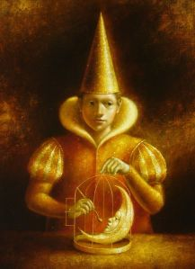 Ronald Companoca, surrealismo en pintura peruana