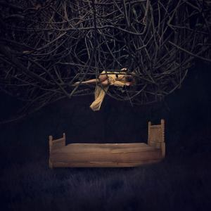 brooke shaden caught in a dream