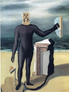 magritte - the man of the sea