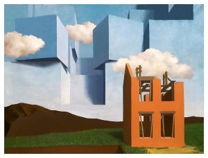 magritte the universe unmasked