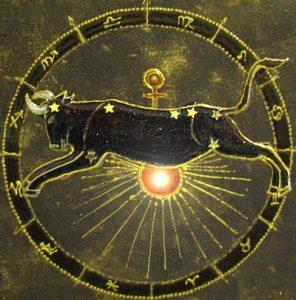 Sol em touro birth chart